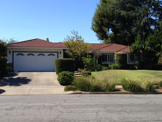 1035 Colony Hills Ln, Cupertino, CA 95014