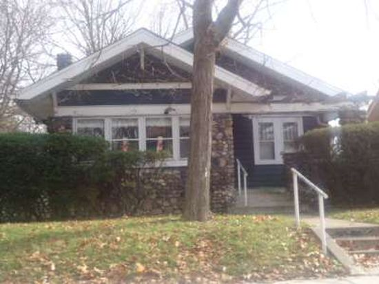 4107 Carrollton Ave, Indianapolis, IN 46205
