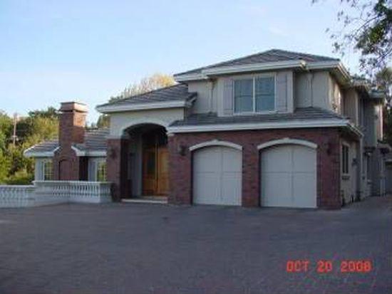 18124 Daves Ave, Monte Sereno, CA 95030