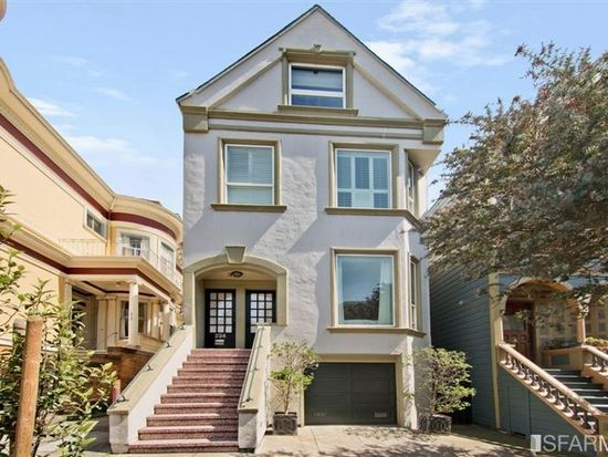 222 Ashbury St, San Francisco, CA 94117
