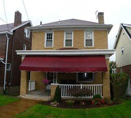1242 Duffield St, Pittsburgh, PA 15206