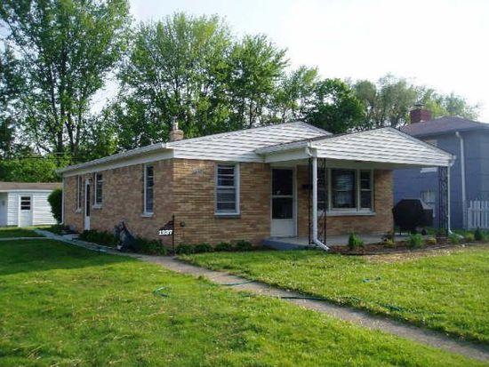 1237 Nicholas Rd, Indianapolis, IN 46220