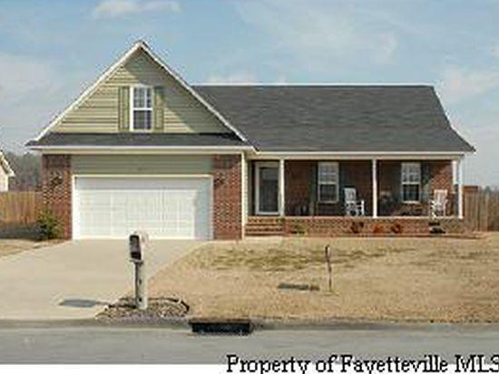 1323 Shoshone Pl, Fayetteville, NC 28314
