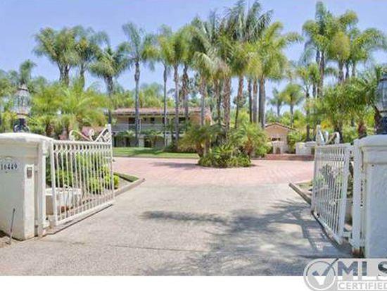 16449 La Via Feliz, Rancho Santa Fe, CA 92067