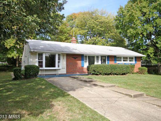 6708 Bostwick Dr, Springfield, VA 22151