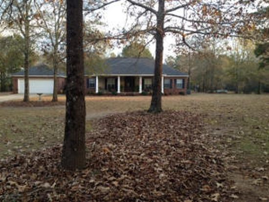 152 Abner Bryant Rd, Moselle, MS 39459