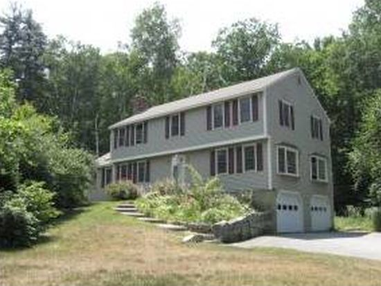 5 Honeybrook Ln, Amherst, NH 03031