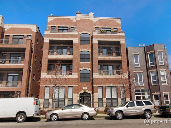 1116 W Hubbard St APT 4E, Chicago, IL 60642