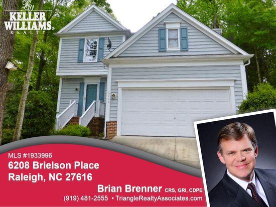 6208 Brielson Pl, Raleigh, NC 27616