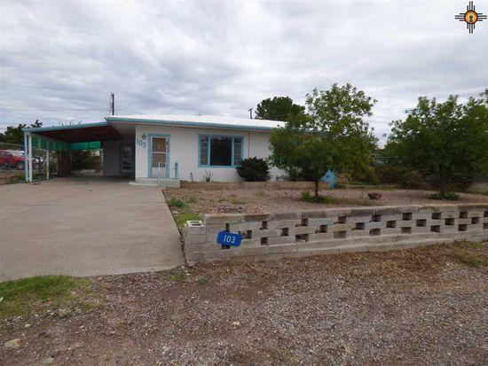 103 Santa Rita Ave, Hurley, NM 88043