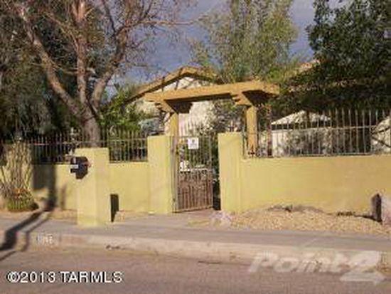 1866 N Aztec Ave, Tucson, AZ 85745
