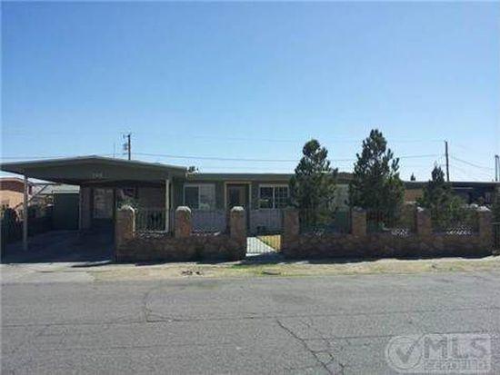 348 Lucero Ln, El Paso, TX 79907