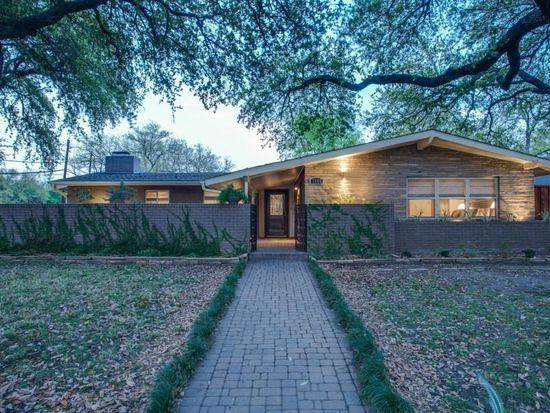 7006 Greentree Ln, Dallas, TX 75214