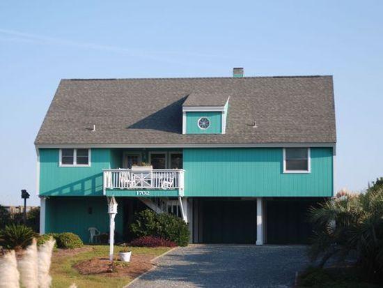 1702 S Shore Dr, Surf City, NC 28445