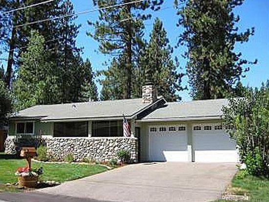 3385 Bruce Dr, South Lake Tahoe, CA 96150