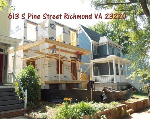 613 S Pine St, Richmond, VA 23220