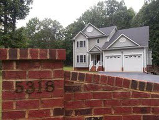 5318 Woodstone Ct, Louisa, VA 23093