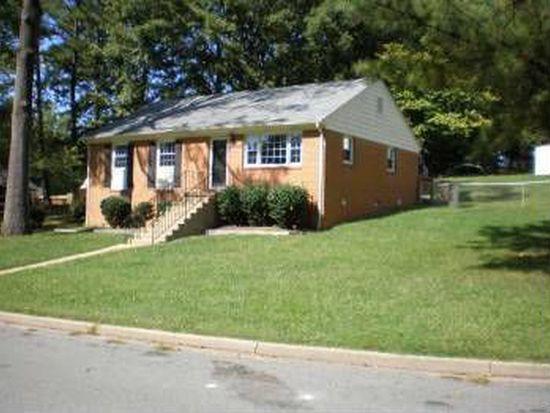 2710 Susten Ln, Richmond, VA 23224