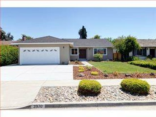 3970 Lux Ct, San Jose, CA 95136