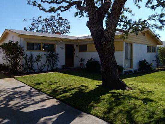 4609 El Penon Way, San Diego, CA 92117