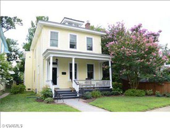 1313 Nottoway Ave, Richmond, VA 23227