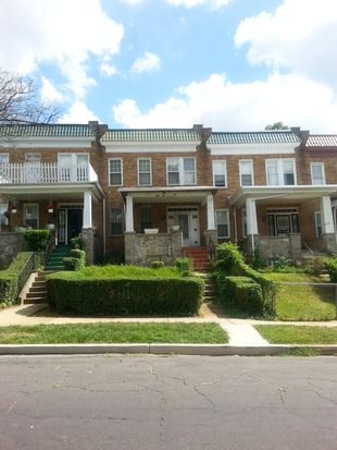 4003 Fairview Ave, Baltimore, MD 21216