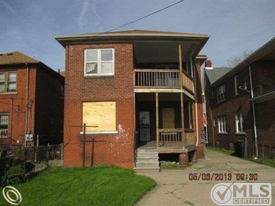 17166 Stoepel St, Detroit, MI 48221