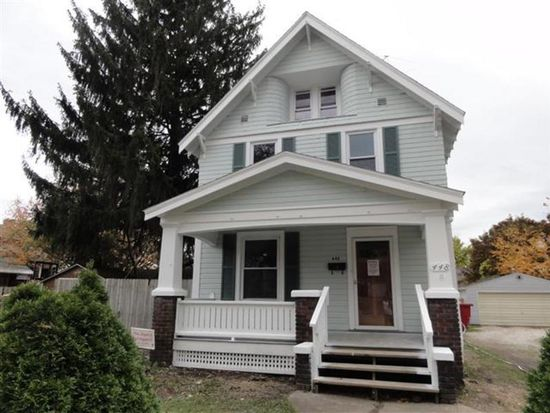 448 Palm Ave, Akron, OH 44301