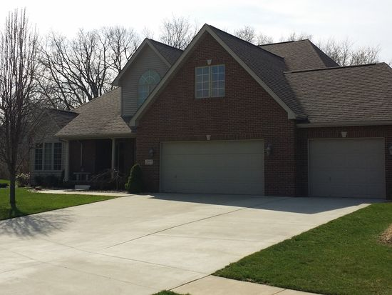 3863 Heritage Ct, Columbus, IN 47203