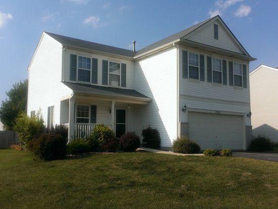 1701 Hawthorne Ridge Dr, Plainfield, IL 60586