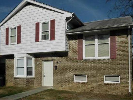 412 Winston St, Richmond, VA 23222