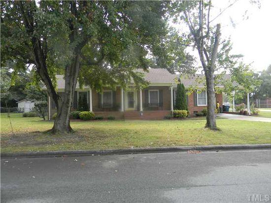 600 N Layton Ave, Dunn, NC 28334