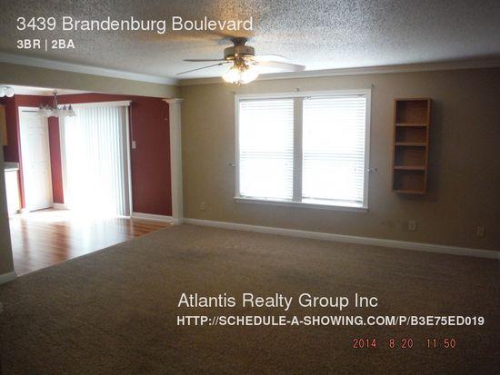 3439 Brandenburg Blvd, Indianapolis, IN 46239