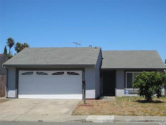 356 Meadows Dr, Vallejo, CA 94589