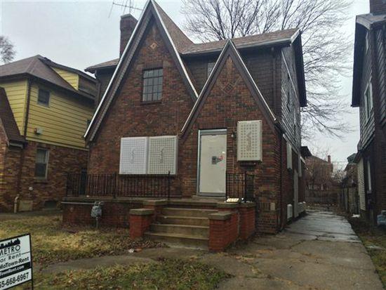 16568 Muirland St, Detroit, MI 48221