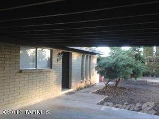 2834 N Ralph Ave, Tucson, AZ 85712