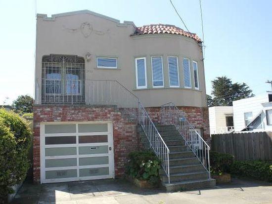 2433 Santiago St, San Francisco, CA 94116