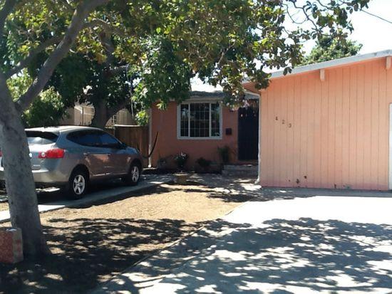 423 Larkspur Dr, East Palo Alto, CA 94303