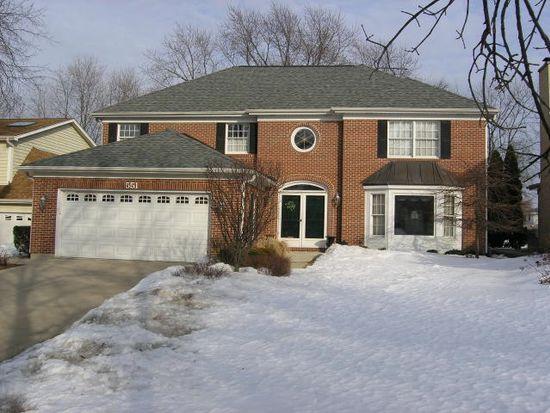 551 Cedar Ln, Lombard, IL 60148