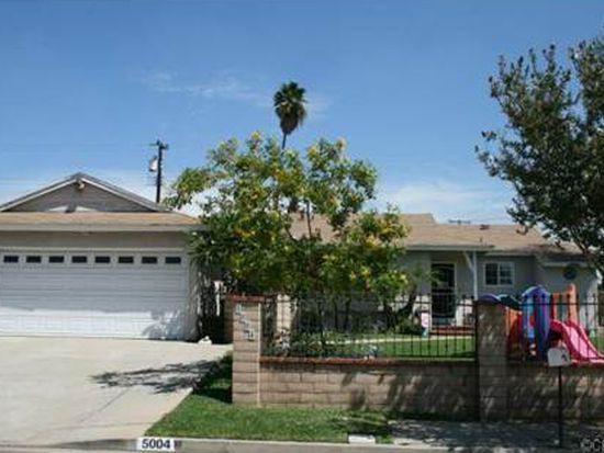 5004 N Kidder Ave, Covina, CA 91724