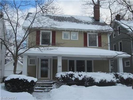 2181 Briarwood Rd, Cleveland Heights, OH 44118
