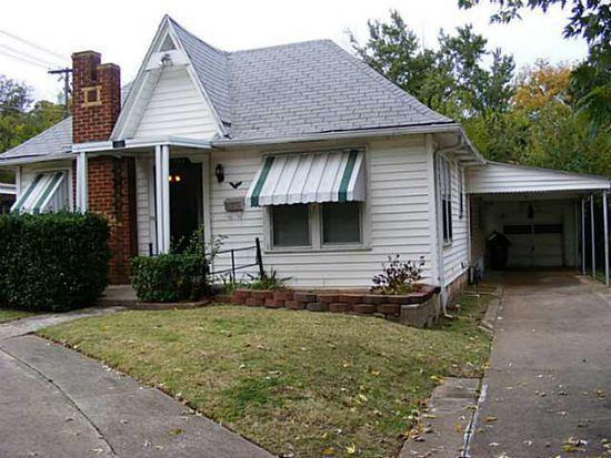 1303 N Union Ave, Shawnee, OK 74801