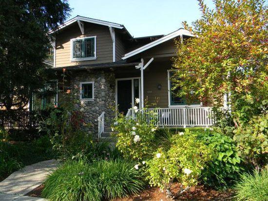 660 Harvard Ave # 1, Menlo Park, CA 94025