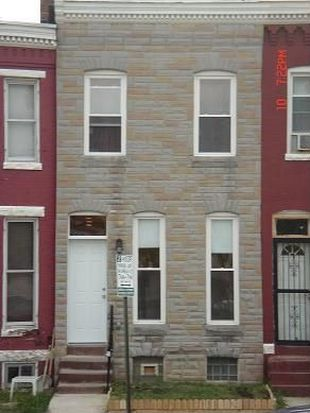 3228 Barclay St, Baltimore, MD 21218