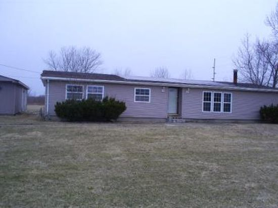 5520 S 1050 E, Upland, IN 46989