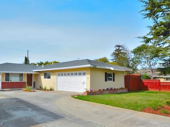 1815 White Oaks Rd, Campbell, CA 95008