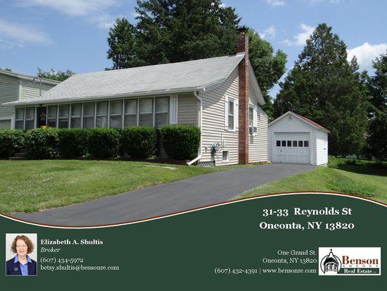 31 Reynolds St, Oneonta, NY 13820