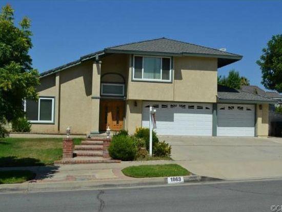 1863 Sugarloaf Ave, Upland, CA 91784