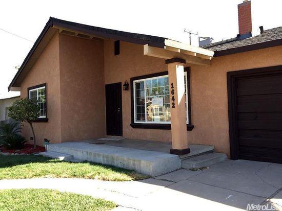 1642 W Regal St, Stockton, CA 95205