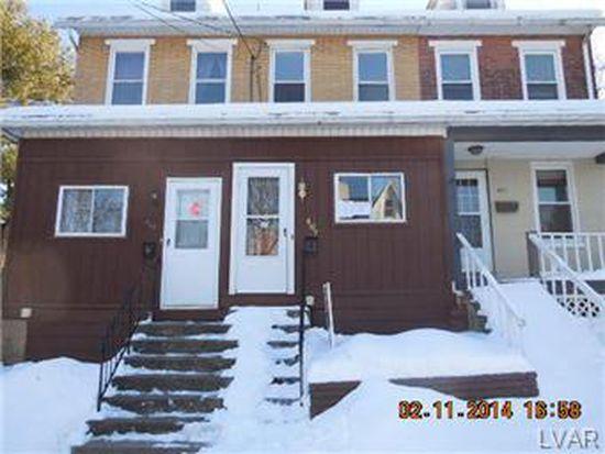 407 E Wilkes Barre St, Easton, PA 18042